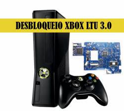 Desbloqueio Xbox Slim (Drive Lite-on 1175/1532) - Destrava Chip (LTU)
