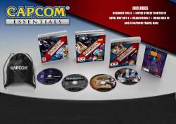 Capcom Essentials - 5 jogos em 1 - PS3