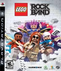 LEGO Rock Band - Seminovo - PS3