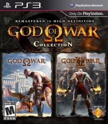 God of War Collection - Seminovo - PS3