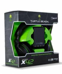 Headset Wirless Ear Force Turtle Beach X42 - Xbox 360