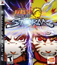 Naruto Shippuden: Ultimate Ninja Storm - Seminovo - PS3