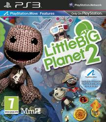 Little Big Planet 2 - Seminovo - PS3