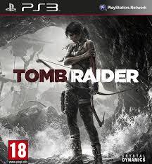 Tomb Raider - Seminovo - PS3
