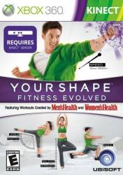 Your Shape Fitness Evolved - Seminovo - Xbox 360