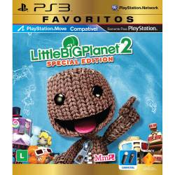 Little Big Planet 2: Special Edition - PS3