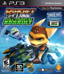 Ratchet e Clank: Full Frontal Assault - PS3