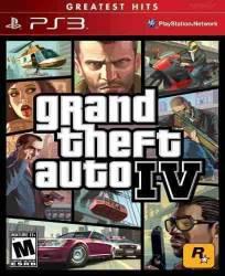 Grand Theft Auto IV - GTA 4 - Seminovo - PS3