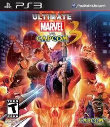 Ultimate Marvel vs Capcom 3 - Seminovo - PS3