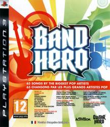 Band Hero - seminovo - PS3
