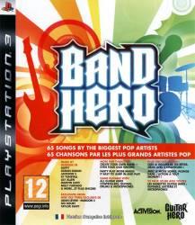 Band Hero - seminovo - PS3