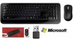 Kit Teclado e Mouse Wireless Desktop 800 - Microsoft
