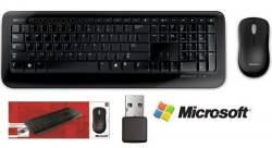 Kit Teclado e Mouse Wireless Desktop 800 - Microsoft