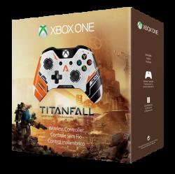 Controle Wireless Edição Limitada Titanfall - Xbox One