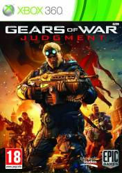 Gears of War: Judgment - Seminovo - Xbox 360