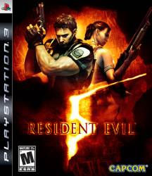 Resident Evil 5 - Seminovo - PS3