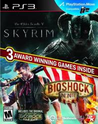 The Elder Scrolls V: Skyrim & Bioshock Infinite Bundle - PS3