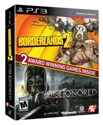 Borderlands 2 & Dishonored Bundle - PS3