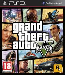 Grand Theft Auto V - GTA 5 - Seminovo - PS3