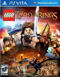 LEGO The Lord of the Rings - Seminovo - PSVITA (s/ case)