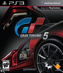 Gran Turismo 5 - Seminovo - PS3