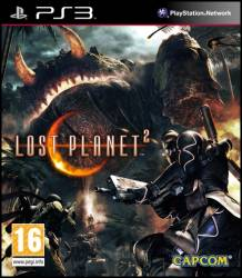 Lost Planet 2 - Seminovo - PS3