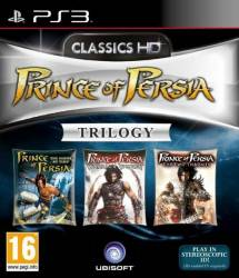 Prince of Persia: Trilogy HD - Seminovo - PS3