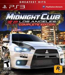 Midnight Club: Los Angeles - Complete Edition - Seminovo - PS3