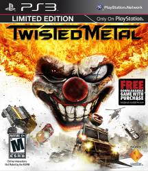 Twisted Metal - Seminovo - PS3