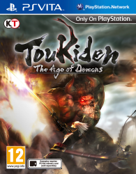 Toukiden: The Age of Demons - PSVITA