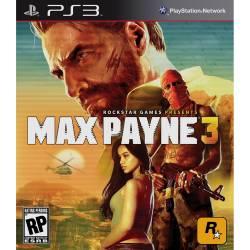 Max Payne 3 - Seminovo - PS3