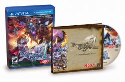 Ragnarok Odyssey Ace - Launch Edition - PSVITA