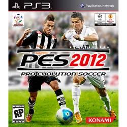 Pro Evolution Soccer 2012 - PES 2012 - Seminovo - PS3
