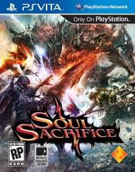 Soul Sacrifice - Seminovo - PSVITA (s/ case)
