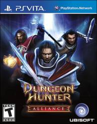 Dungeon Hunter: Alliance - Seminovo - PSVITA