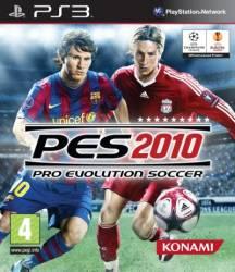 Pro Evolution Soccer 2010 - PES 2010 - Seminovo - PS3