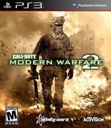 Call of Duty: Modern Warfare 2 - Seminovo - PS3