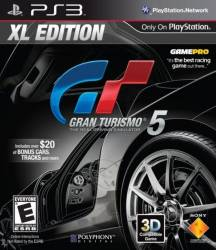 Gran Turismo 5 XL Edition - Seminovo - PS3
