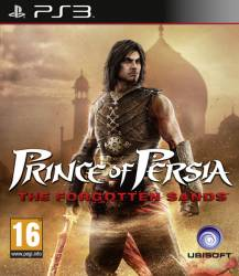 Prince of Persia: The Forgotten Sands - Seminovo - PS3