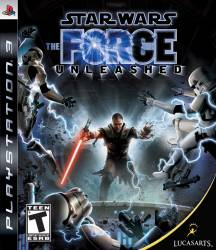 Star Wars: The Force Unleashed - Seminovo - PS3