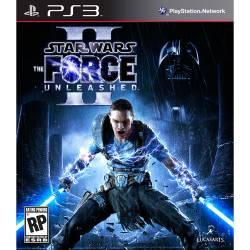 Star Wars: The Force Unleashed II - Seminovo - PS3