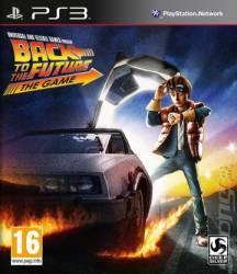 Back to the Future: The Game - Seminovo - PS3