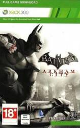 Batman Arkham City - Jogo Completo para Download - Xbox 360
