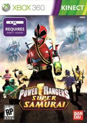 Power Rangers: Super Samurai - Xbox 360