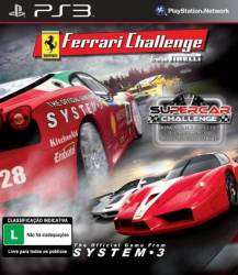Ferrari Challenge & Super Car Challenge Pack - PS3
