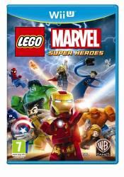 Lego Marvel Super Heroes - Seminovo - Wii U