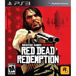 Red Dead Redemption - Seminovo - PS3
