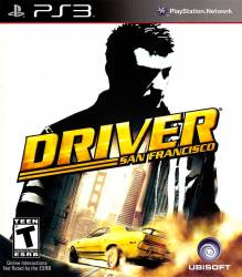Driver San Francisco - Seminovo - PS3