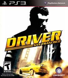 Driver San Francisco - Seminovo - PS3
