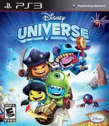 Disney Universe - Seminovo - PS3